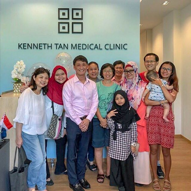 Congratulations Dr Kenneth Tan For The Opening Of Kenneth Tan
