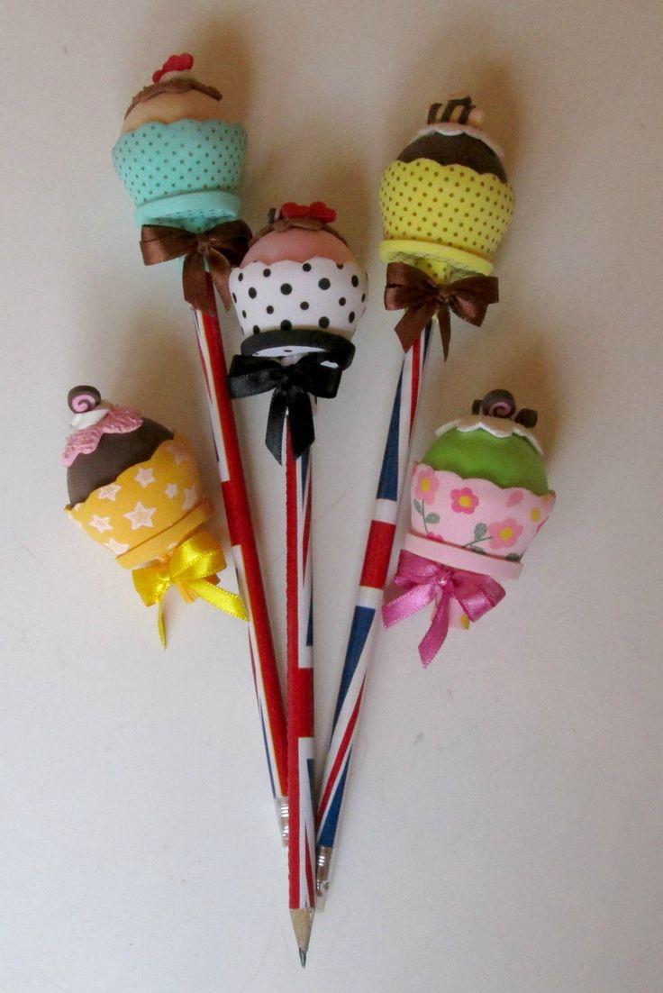 Ponteira Cupcakes