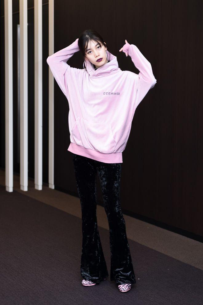 ストリートスナップ渋谷 - 宮本 彩奈さん | Fashionsnap.com