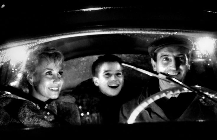 Les 400 coups de François Truffaut