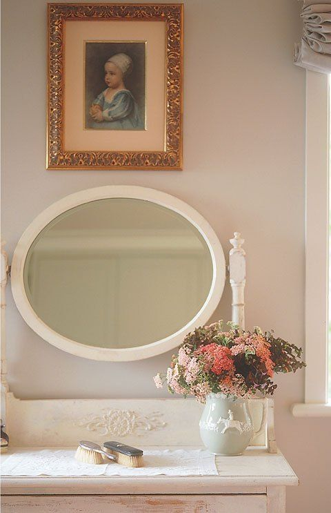 French Country styled bedroom by Room Service Interiors.