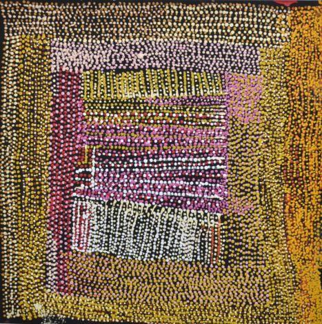 Warakurna Artists, Tommy Mitchell, Wakalpuka