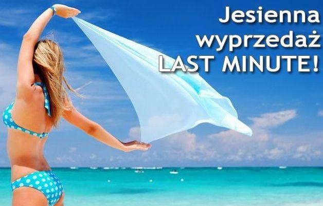 Totalna wyprzedaż last minute - #oferty - #lastminute - #okazja - #wakacje - #wyprzedaż źródło: http://www.traveligo.pl/wakacje/do-4-tygodni,6-9-dni,samolotem