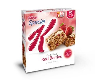 Red Berries Cereal Bars - yummy.  their other flavors look good, too