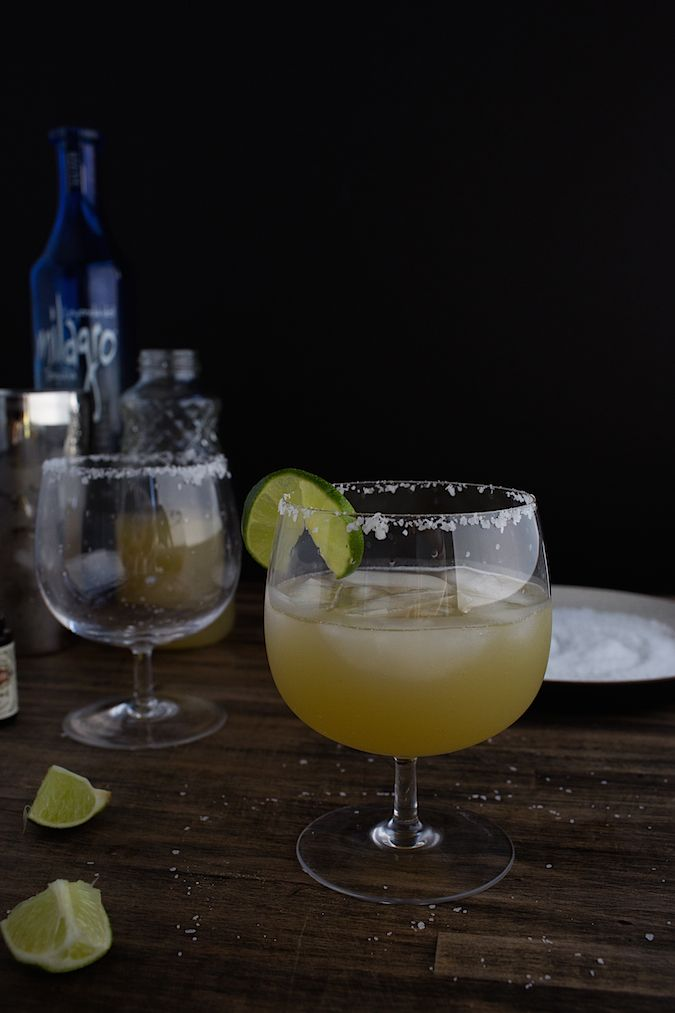 Chez Us | Homemade Margarita Mix | http://chezus.com