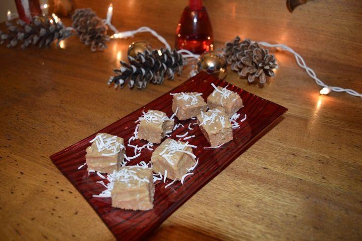Cashew Coconut Truffles - Delicious Alternatives