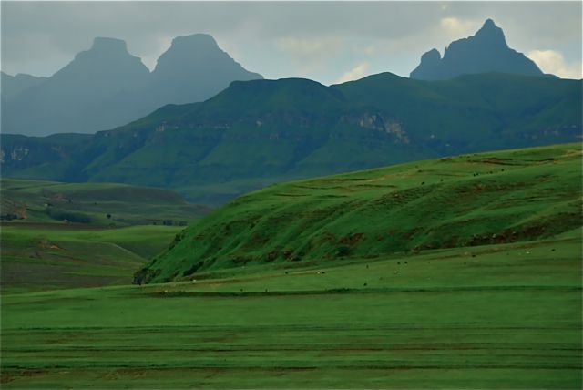 Popple Peak, Drakensburg