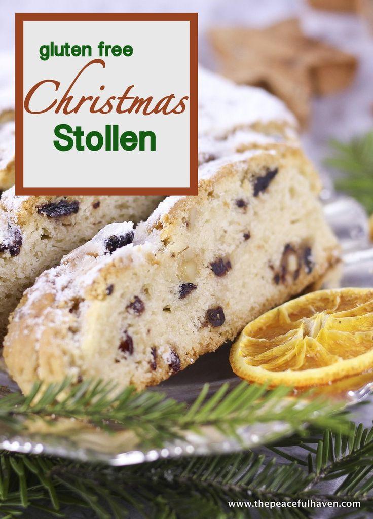 Finally...Gluten Free Christmas Stollen!!