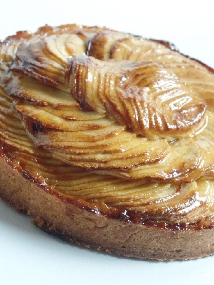 Tarte aux pommes - recette