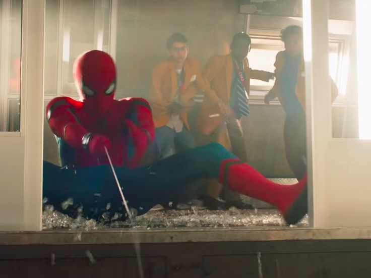 """'Spider-Man: Homecoming' makes a small jab at the original 'Spider-Man' movie and it's amazing - Warning: There are spoilers ahead for """"Spider-Man: Homecoming.""""  Peter Parker has a new love interest in """"Spider-Man: Homecoming"""" named Liz. Throughout the movie (out in theaters now), the high school sophomore tries to figure out the best way to tell the senior about his feelings for her.  Parker confides in his suit's AI,Karen, about his crush. After an incident in Washington, DC, where…"""
