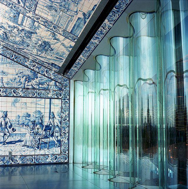 Casa da Música, Porto - Tradição & modernidade by Andrés Medina on Flickr.