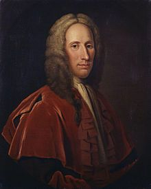 Duncan Forbes of Culloden, Lord President of the Court of Session (d. 1747) by Jeremiah Davison (d. 1745)