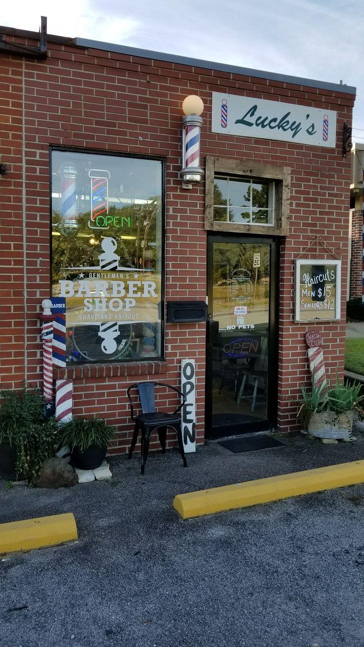 Lucky's Barber Shop LITHIA SPRINGS, GA.