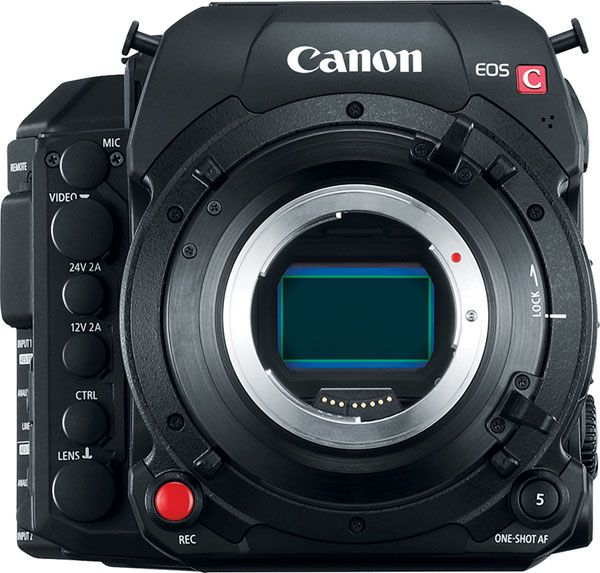 Canon Eos C700 Ff Is A Full Frame Cinema Camera Full Frame 5 9k Cmos Sensor With Dual Pixel Cmos Af Technology For Precision Focusing Oversampling 4k Processing To Suppress Moire Reduce Noise At