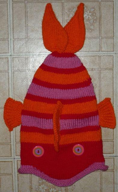fish hat