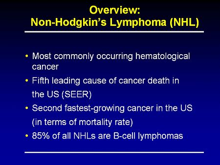 What's New in Non-Hodgkin Lymphoma Research and Treatment?