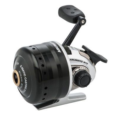 Spincasting Reels 108154: Abu Garcia Abumatic Stx Spincast Reel, Right Hand Boxed Model Abumstx10 -> BUY IT NOW ONLY: $39.62 on eBay!