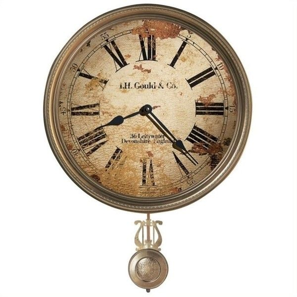 howard miller j h gould and co iii wall clock 116 liked on