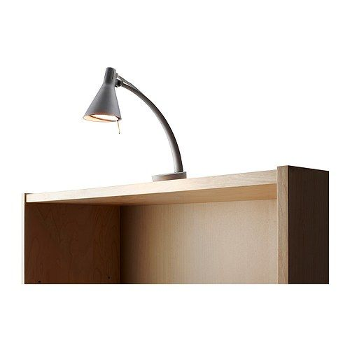 NON  Cabinet/picture lighting, silver-colour  HKD160  Article Number :   201.478.07  Halogen bulb included; extra bulbs are available. Can be fixed to the wall or a shelf.