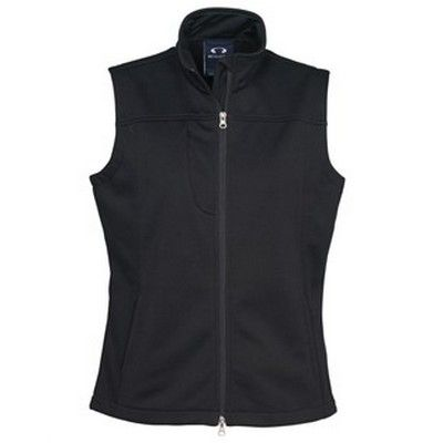 Womens Windproof Vest Min 25 - A lining made from poly knit fabric and exterior made from 100% bonded poly vest with 2 way front zip with movable sliders. http://www.promosxchange.com.au/womens-windproof-vest/p-9149.html