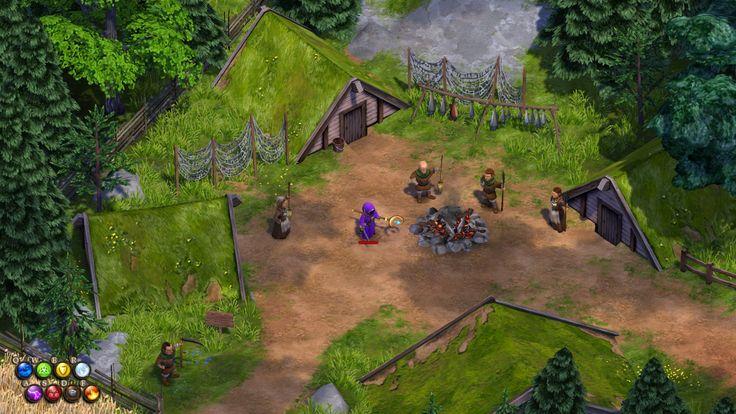 Screenshot from Magicka