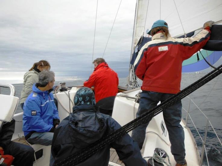 Club de navegación Barcelona RYC