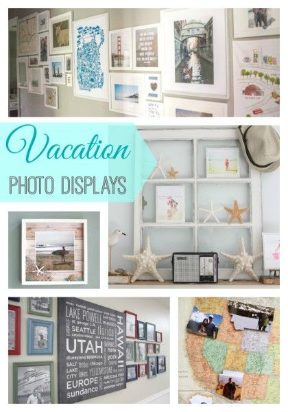 Shutterfly pillows are a wonderful way to display your vacation photos in a unique way.