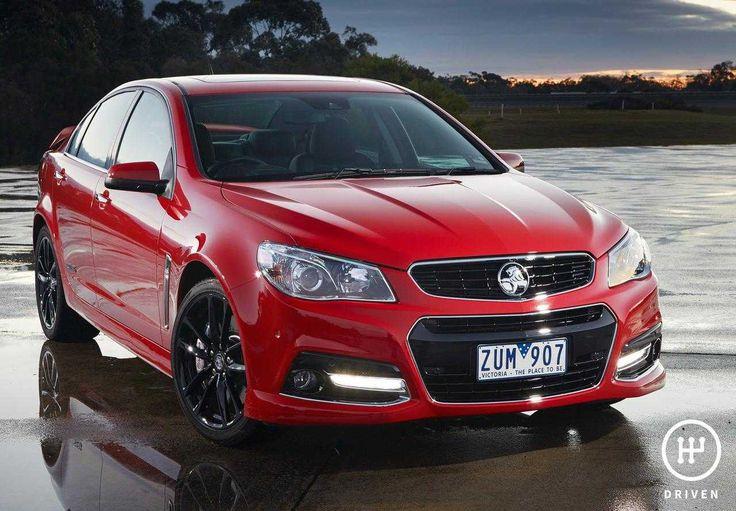 2014 Holden VF Commodore SSV Redline