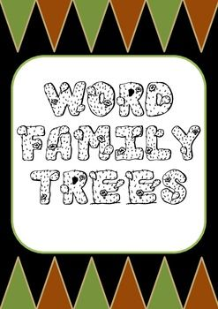 11 best dictionary skills uil images on pinterest dictionary word family center activities fandeluxe Images