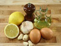 salsa aioli ricetta giallo zafferano
