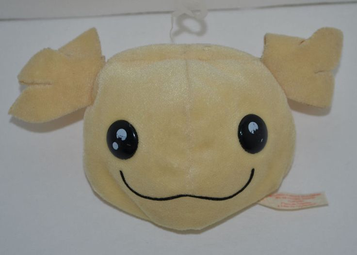 "Vintage 1997 Bandai Digimon Upamon Plush Yellow Bean Bag Mini 4"" http://stores.ebay.com/Lost-Loves-Toy-Chest/_i.html?image2.x=0&image2.y=0&_nkw=bandai"