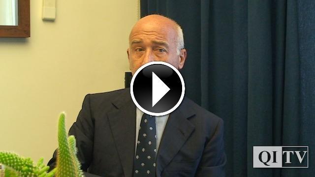 Alfredo Romeo illustra le specifiche dell'intesa con Cordea, riassumendo la situazione italiana sulle dismissioni.