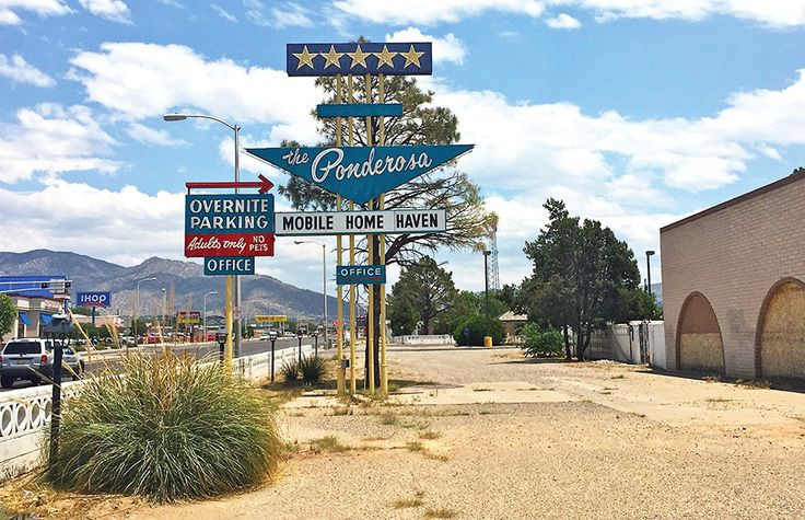 The Old Ponderosa RV Park On Central Avenue Sits Land That Could Be Used For A State