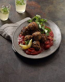 Quick and easy turkish meatballs