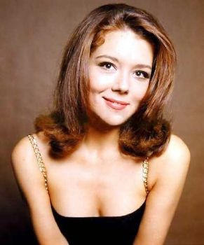 Diana Rigg played Emma Peel on the British show, The Avengers (unfortunately not related to the Marvel Comics), as well as the wife of James Bond, Tracy, who was gunned down by Blofeld. She was one of the most beautiful women of her day.