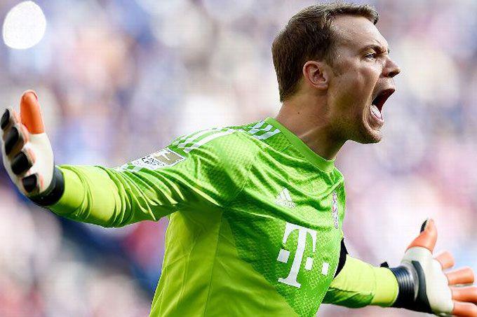 ¡Confirmado! Manuel Neuer es el nuevo capitán del Bayern Múnich #Deportes #Fútbol