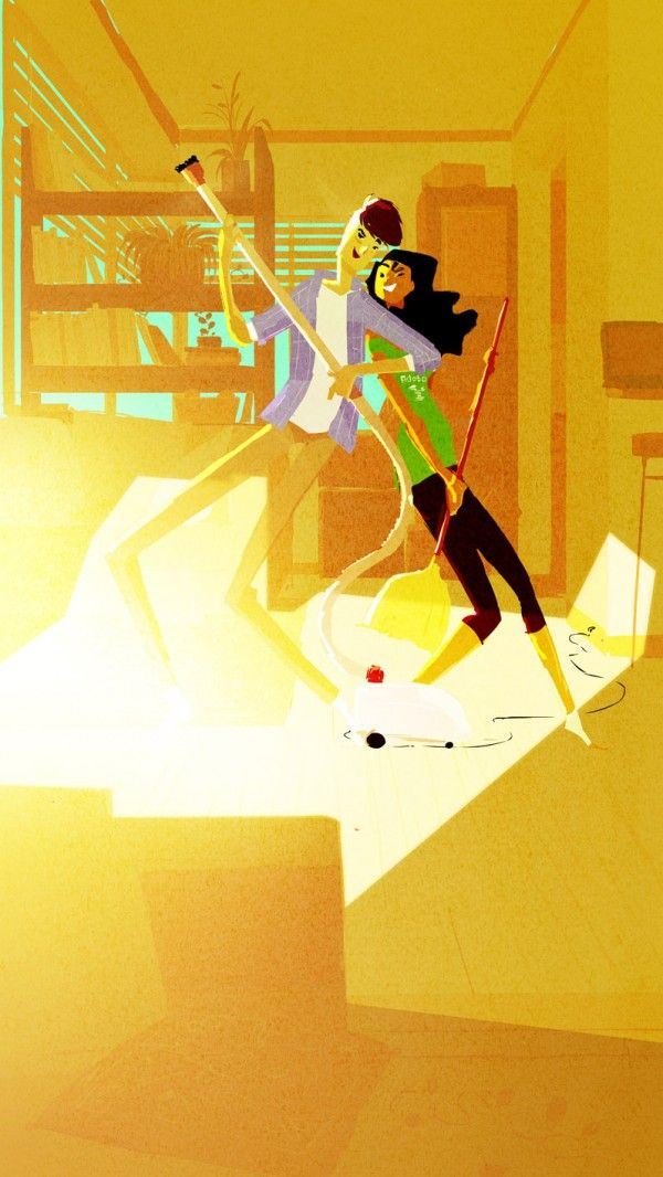Illustrations by Pascal Campion | http://www.123inspiration.com/illustrations-by-pascal-campion/