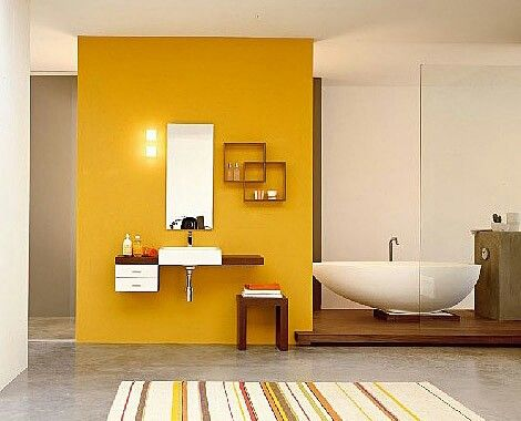 Amarillo dycom a collection of other ideas to try sexy for Como decorar una oficina en casa