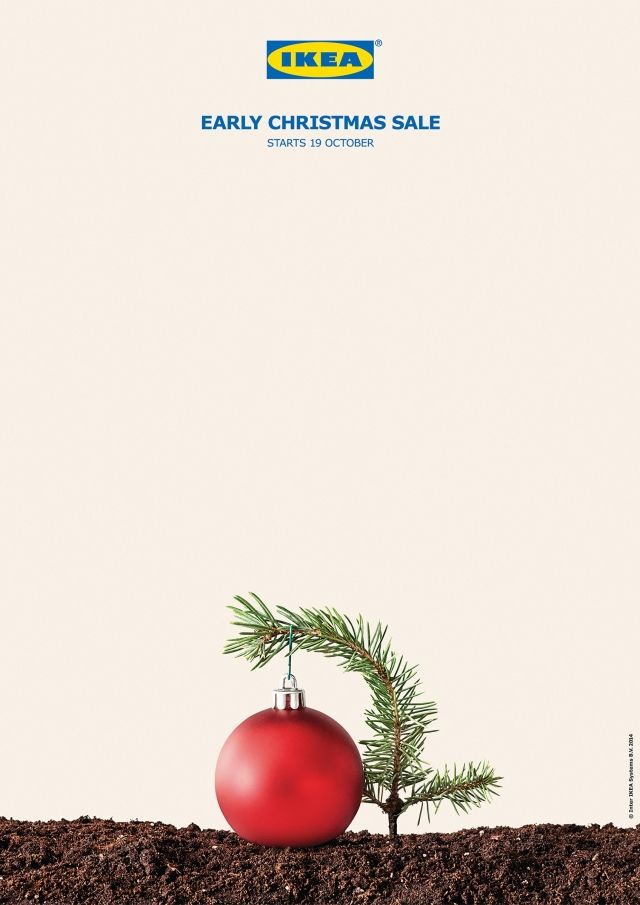 IKEA: Early Christmas Sale