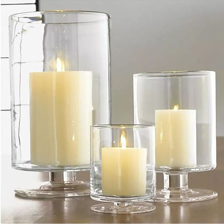 Wholesale Private Label Candle Manufacturers Candle Companies China Scented Candles Factory Caif Glass Candlesticks Clear Glass Candle Holders Candle Holders