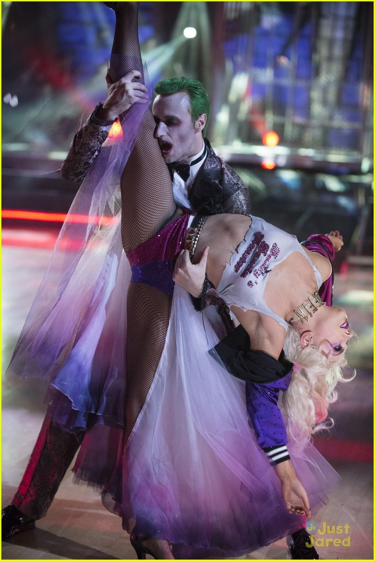 James H & Jenna Viennese Waltz Halloween Night