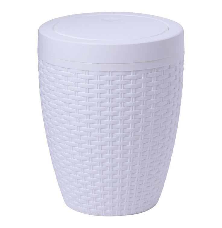 KETER  6l Bathroom Bin White - Lowest Prices & Specials Online | Makro