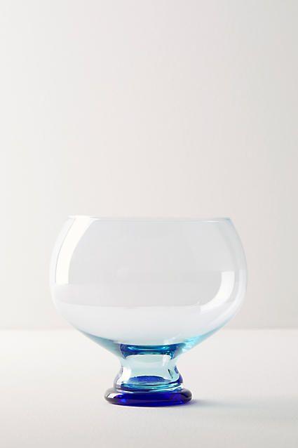 Anthropologie Miya Punch Glass