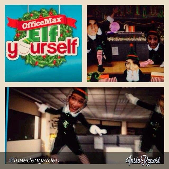 Elf Yourself / Eden Shabtai (choreographer)