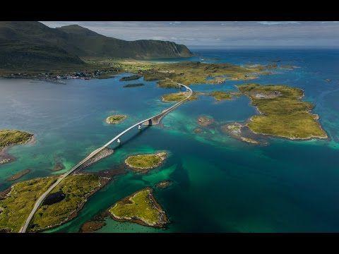 atlantic road - nad ålesund