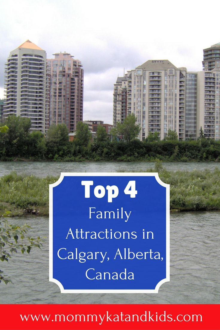 Calgary is a beautiful city in Alberta, Canada with plenty to see and do. If you're traveling to Calgary with your family, you'll want to check out these 4 family-friendly attractions in Calgary. Don't forget to save these things to do with kids in Calgary to your travel board.