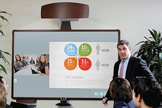 EPSON's BrightLink Pro Gets Boardroom Makeover, Thanks to Chief