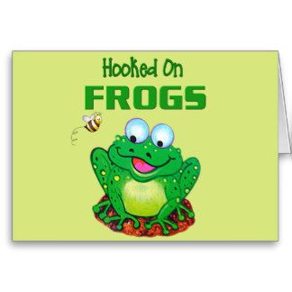 Frog Slogans Funny Frog Sayings Cards Amp More Frogs