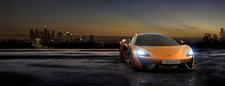 The all-new McLaren 570S...a twin-turbo V8 McLaren that is enjoyable every day of the year. Click for more info!