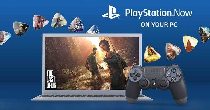 PlayStation Now: Έρχονται τα παιχνίδια του PS4 στον υπολογιστή σου